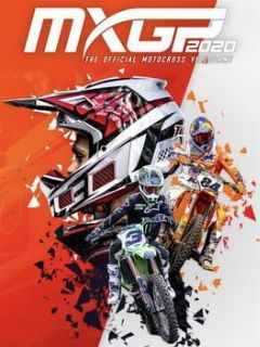Cover MXGP 2020: The Official Motocross Videogame
