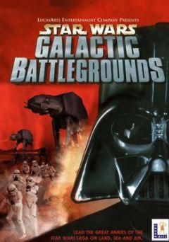 Cover Star Wars: Galactic Battlegrounds