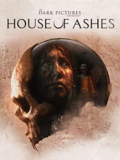 Cover The Dark Pictures Anthology: House of Ashes