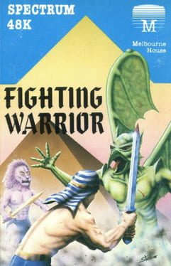 Cover Fighting Warrior