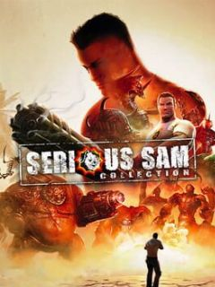 Cover Serious Sam Collection
