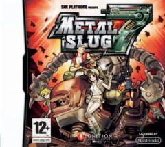 Cover Metal Slug 7