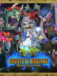 Cover Ghost 'n Goblins Resurrection