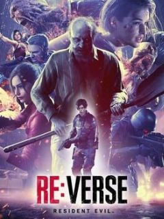 Cover Resident Evil Re:Verse