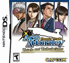 Cover Phoenix Wright: Ace Attorney: Trials and Tribulations