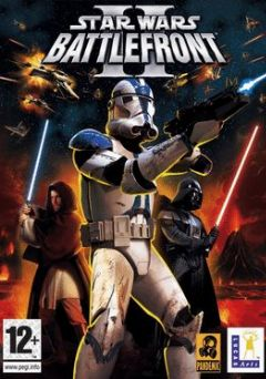 Cover Star Wars: Battlefront II