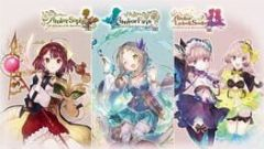 Cover Atelier Mysterious Trilogy DX