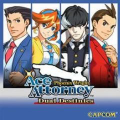 Cover Phoenix Wright: Ace Attorney – Dual Destinies