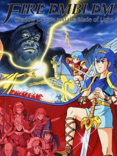 Cover Fire Emblem: Shadow Dragon and the Blade of Light