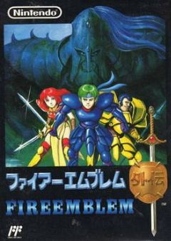 Cover Fire Emblem Gaiden