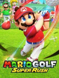 Cover Mario Golf: Super Rush