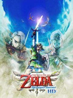 Cover The Legend of Zelda: Skyward Sword HD