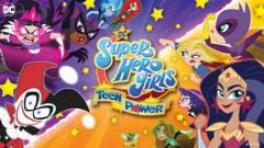 Cover DC Super Hero Girls: Teen Power