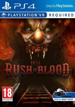 Cover Until Dawn: Rush of Blood