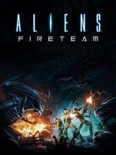 Cover Aliens: Fireteam