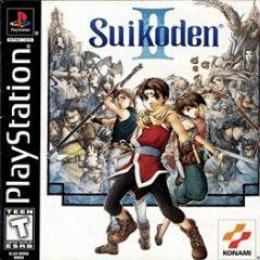 Cover Suikoden II
