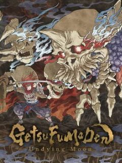 Cover GetsuFumaDen: Undying Moon
