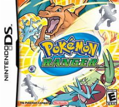 Cover Pokémon Ranger