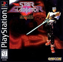 Cover Star Gladiator Episode I: Final Crusade