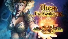 Cover Thea: The Awakening
