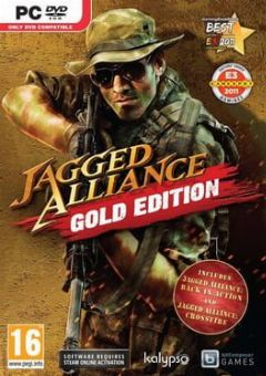 Cover Jagged Alliance: Gold Edition