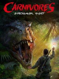 Cover Carnivores: Dinosaur Hunt