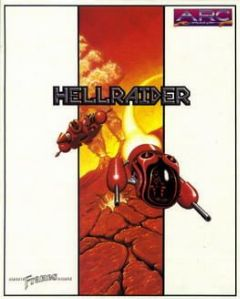 Cover Hellraider