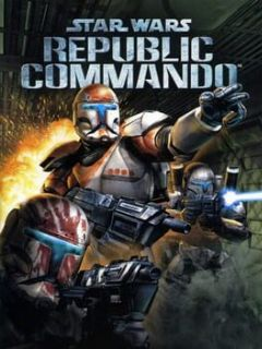 Cover Star Wars: Republic Commando