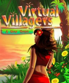 Cover Virtual Villagers: A New Home