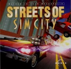Cover Streets of SimCity