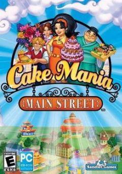 Cover Cake Mania: Main Street
