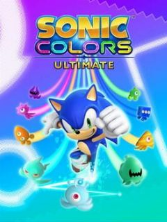 Cover Sonic Colors: Ultimate