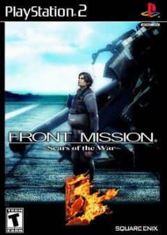 Cover Front Mission 5: Scars of the War