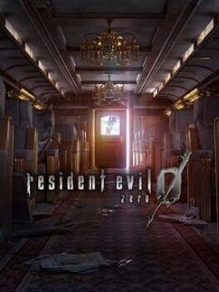 Cover Resident Evil 0