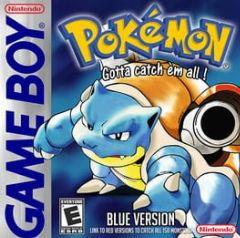 Cover Pokémon Blue