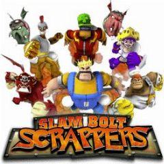 Cover Slam Bolt Scrappers