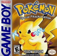 Cover Pokémon Yellow