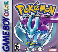 Cover Pokémon Crystal