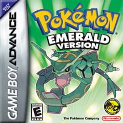 Cover Pokémon Emerald