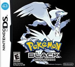 Cover Pokémon Black