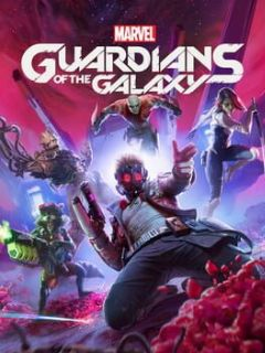 Cover Marvel's Guardians of the Galaxy