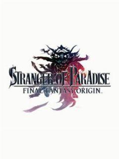 Cover Stranger of Paradise: Final Fantasy Origin