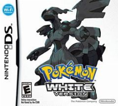 Cover Pokémon White