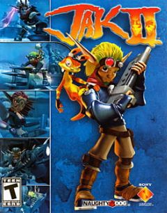 Cover Jak II