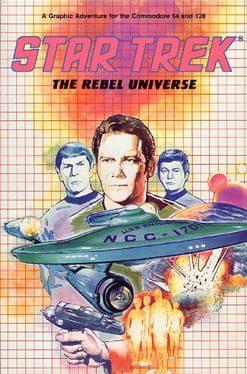 Cover Star Trek: The Rebel Universe