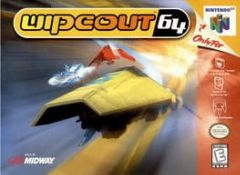 Cover Wipeout 64