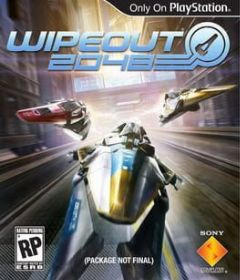 Cover Wipeout 2048