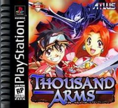 Cover Thousand Arms