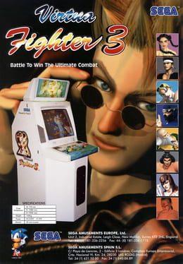 Cover Virtua Fighter 3