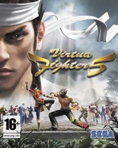 Cover Virtua Fighter 5